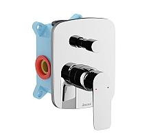 Смеситель скрытого монтажа с переключателем ванна/душ Ravak Classic CL 065.00 X070088