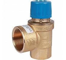 Watts  SVW  8 1 Предохранительный клапан для систем водоснабжения  8 бар.