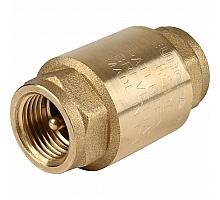 Itap EUROPA 100 1/2 Клапан обратный пружинный муфтовый с металлическим седлом