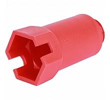 STOUT SFA-0035 Пробка длинная 1/2, красная