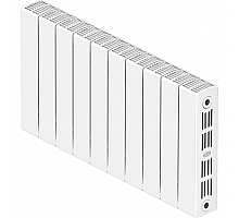 RIFAR SUPReMO 350 10 секций радиатор биметаллический боковое подключение (белый RAL 9016)