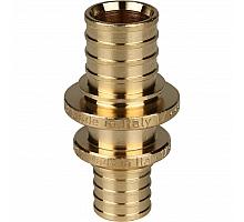 STOUT Муфта соединит. переходная для труб из сшитого полиэтилена (аксиал., 20x16)