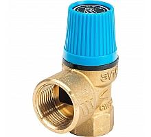 Watts  SVW  10 1/2  Предохранительный клапан для систем водоснабжения  10 бар.