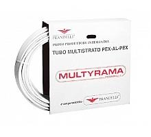 Prandelli Multyrama Труба металлопластиковая 20х2,0 (0,4)