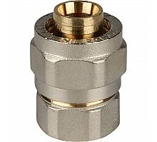 STOUT   Переходник с внутренней резьбой 1/2х20 для металлопластиковых труб винтовой