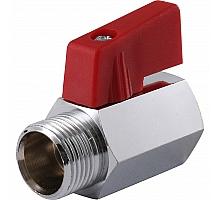 Itap MINI 126 3/8  Кран шаровой муфта/резьба,неполнопроходной