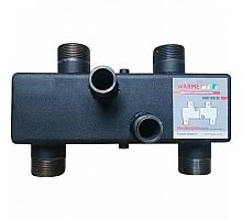 Warme  Гидравлический разделитель Warme WGR80 (с выходами для подключения резервного котла)