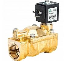 Watts  850Т (850Т1W220) Соленоидный клапан для систем водоснабжения 1 230V Н.З.