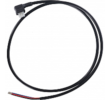 STOUT  Соединительный кабель сервопривода со штепсельным соединением 1м., 4 жилы (4х0,75мм)