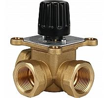 STOUT трехходовой смесительный клапан 3/4 KVs 6