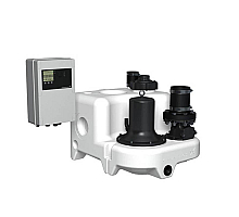 Grundfos  Канализационная установка MULTILIFT M.22.3.4 (4м)