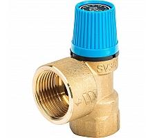 Watts  SVW 63/4 Предохранительный клапан для систем водоснабжения 6 бар