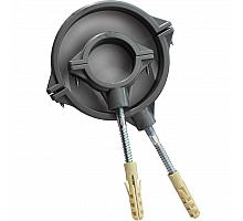 Sinikon  Хомут ПП D 050 серый Стандарт со шпилькой и дюбелем