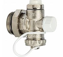 STOUT  Регулируемый концевой фитинг с дренажным вентилем, ручной воздухоотводчик 1
