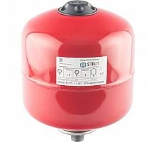 STOUT STH-0004 Расширительный бак на отопление 5 л. (цвет красный)