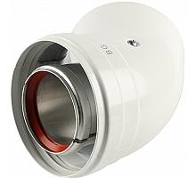 Baxi  KHG (New) Коаксиальный отвод 45 (Luna/Eco/Nuvola)
