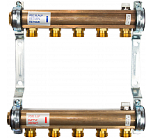 Watts  Коллектор для радиаторной разводки HKV/A-5