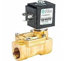 Watts  850Т (850T12W220) Соленоидный клапан для систем водоснабжения 1/2 230V Н.З.