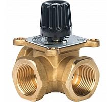 STOUT трехходовой смесительный клапан 1 KVs 8