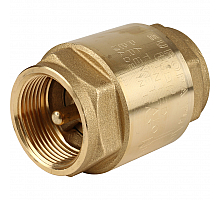 Itap EUROPA 100 1 1/4 Клапан обратный пружинный муфтовый с металлическим седлом