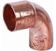 Sanha  5092 угол 90° ВП-НП, медь 22, для медных труб под пайку