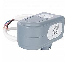 STOUT  Сервопривод для шаровых зональных клапанов, ход 90°, кабель 1м., 40 сек., 230V, 4 полюса