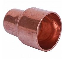 Sanha  5240 муфта редукционная ВП, медь22x15, для медных труб под пайку