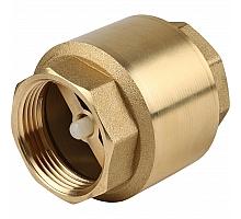 Itap YORK 103 1 1/4 Клапан обратный пружинный муфтовый с пластиковым седлом