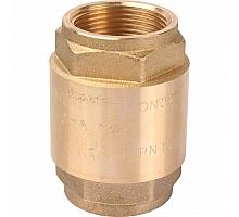 STOUT  1 1/4 Клапан обратный пружинный муфтовый с металлическим седлом
