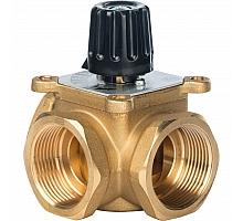 STOUT трехходовой смесительный клапан 1 1/4 KVs 15