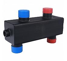 ROMMER RDG-0015 Гидравлическая стрелка 1 1/4,   4,53 м3/час
