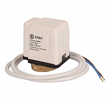 STOUT STE-0010 Электротермический компактный сервопривод, нормально открытый, 24 В