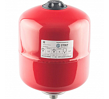STOUT STH-0004 Расширительный бак на отопление 8 л. (цвет красный