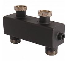 ROMMER RDG-0015 Гидравлическая стрелка с накидными гайками 1 1/2,    5,60 м3/час