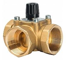 STOUT трехходовой смесительный клапан 2 KVs 40