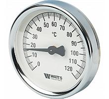 Watts  FR810(ТАВ) 80/120 Термометр биметаллический накладной