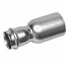 Sanha  9243 пресс-фит. нерж.сталь, ниппель ВПр-НПр, 18ax15