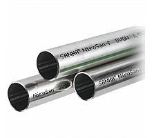 Sanha  9600 NiroSan ECO сист.труба в штангах нержавеющая сталь 18x0,7, 6 метров