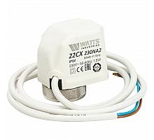 Watts  22CX230NA2 Электротермический сервопривод 230В. Норм. открытый