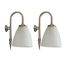 Комплект из двух светильников Roca America ZRU9302810