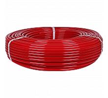 STOUT  20х2,0 (бухта 500 метров) PEX-a труба из сшитого полиэтилена с кислородным слоем, красная
