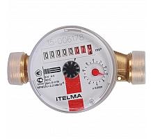 ITELMA  Счетчик горячей воды WFW20.D110 Ду=15мм, L=110мм