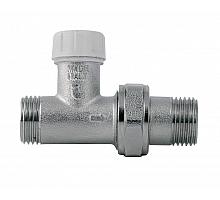 Itap Клапан линейный для металлопластиковых труб 297 1/2