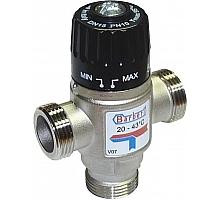 """BARBERI  Термостатический смесительный клапан для систем отопления и ГВС. G 1"""" M"""