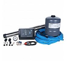 Grundfos К-т для поддержания постоянного давления с насосом SQE 2-70 с каб. 60 м