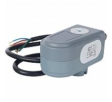 STOUT  Сервопривод для шаровых зональных клапанов, ход 90°, кабель 1м., 40 сек., 230V, 5 полюсов