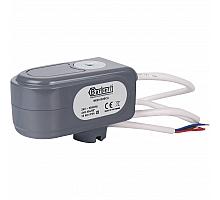 STOUT  Сервопривод для шаровых зональных клапанов, ход 90°, кабель 1м., 40 сек., 24V, 4 полюса