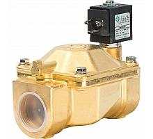 Watts  850Т (850T114W220NA) Соленоидный клапан для систем водоснабжения 1.1/4 230V Н.О.