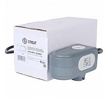 STOUT  Сервопривод для шаровых зональных клапанов, ход 90°, кабель 1м., 40 сек., 24V, 5 полюсов