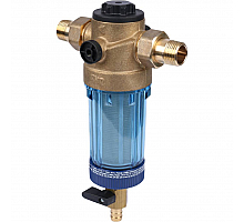 SYR  Фильтр c обратной промывкой Ratio FR DN 15 для холодной воды